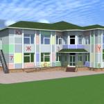 """Проект реконструкції існуючого адмінприміщення під класні шкільне приміщення - ПП """"Творча архітектурна майстерня """"Балан та Стельмащук"""""""