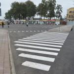 Пішохідний перехід та місце для парковки - Volynpost
