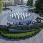 Перспектива №2 - Проект реконструкції Театрального майдану у місті Луцьку