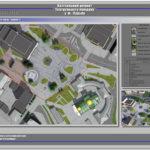 Генплан проекту реконструкції Театральної площі у місті Луцьку